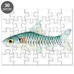 Congo Barb Puzzle