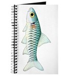 Congo Barb Journal