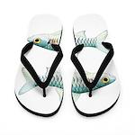 Congo Barb Flip Flops