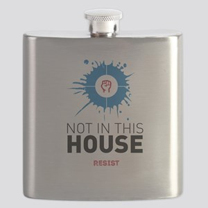 Not in this house / resist Flask