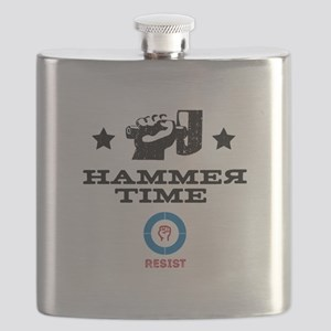 Hammer time / resist Flask