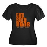Get Shit Done Plus Size T-Shirt