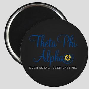 Theta Phi Alpha Logo Magnet