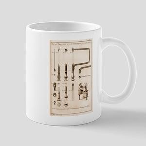 Coping Saw Engraving Mugs