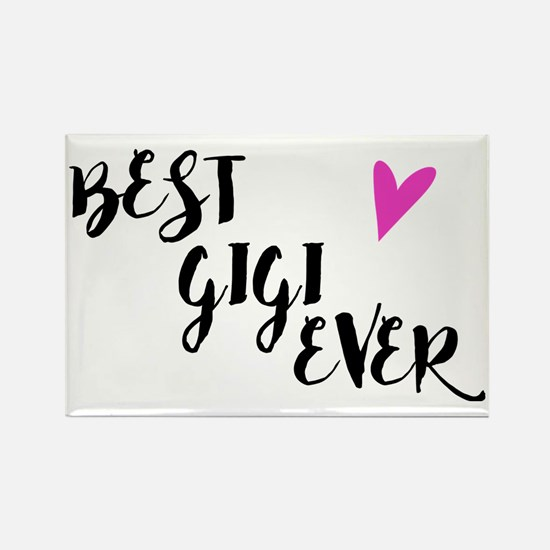 Best Gigi Ever Magnets