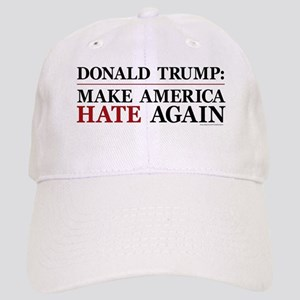 Trump: Make America Hate Again Baseball Cap