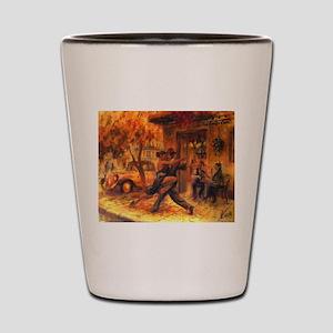Tango Shot Glass