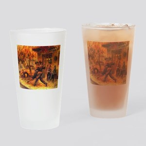 Tango Drinking Glass