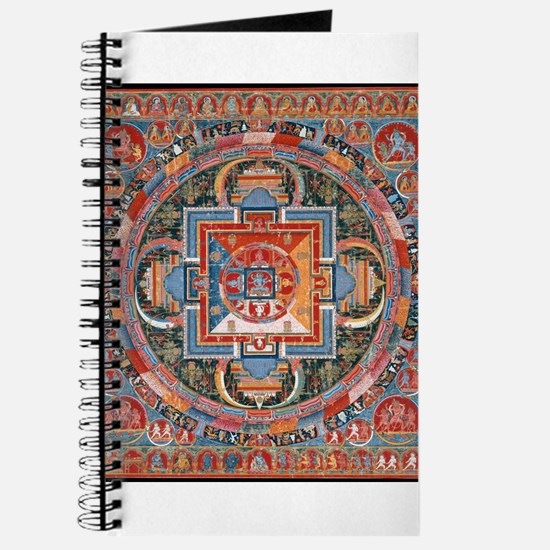 Buddhist Mandala Journal
