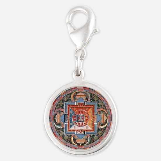 Buddhist Mandala Charms