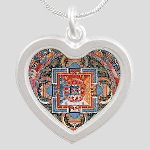 Buddhist Mandala Necklaces