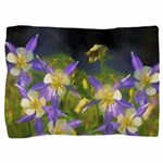 Colorado Blue Columbine Pillow Sham