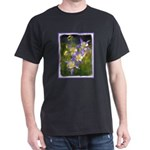 Colorado Blue Columbine Dark T-Shirt