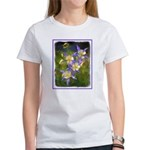 Colorado Blue Columbine Women's T-Shirt