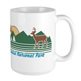 Acadia national park Large Mugs (15 oz)
