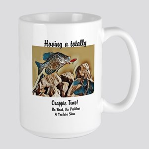 Totally Crappie Time Mugs