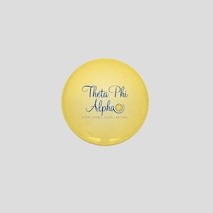 Theta Phi Alpha Logo Mini Button