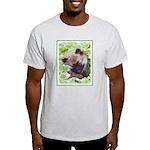 Keeshond Puppy Light T-Shirt