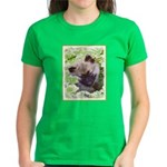 Keeshond Puppy Women's Dark T-Shirt