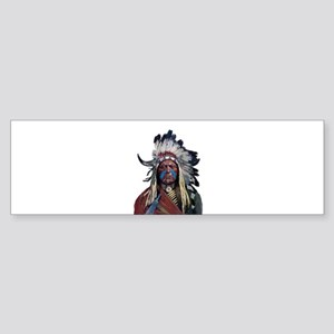 CHIEF Bumper Sticker