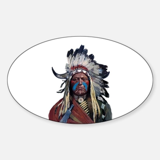 CHIEF Decal