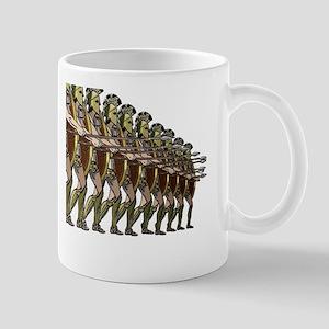 WARRIORS Mugs