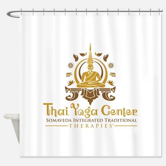 TYC Logo xtra Large Shower Curtain