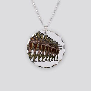 WARRIORS Necklace