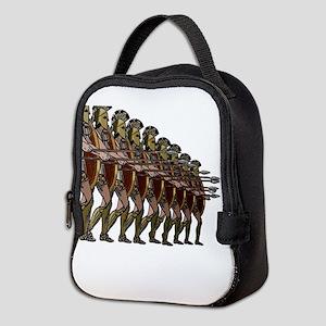 WARRIORS Neoprene Lunch Bag