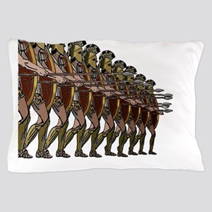 WARRIORS Pillow Case