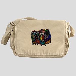 MUSKOX Messenger Bag