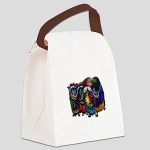 MUSKOX Canvas Lunch Bag