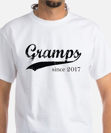 Gramps since 2017 T-Shirt