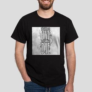 Too Weird to T-Shirt