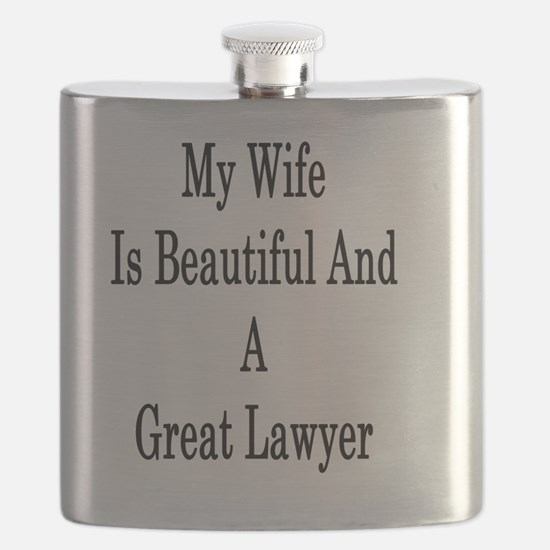 Cute Wives Flask