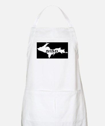 SISU - Michigan's Upper Penin BBQ Apron