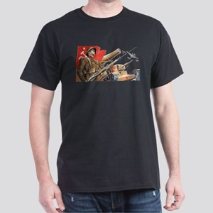 military soviet union propaganda T-Shirt