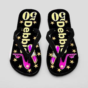 Dazzing 50th Flip Flops