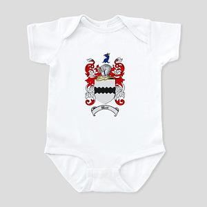 West Coat of Arms Infant Bodysuit