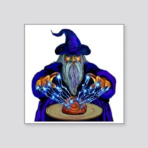WIZARD POTTER Sticker