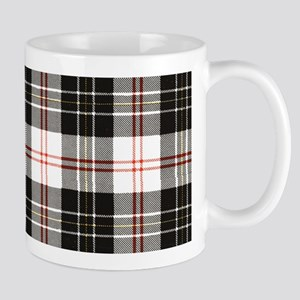 Rustic Plaid Pattern Mugs