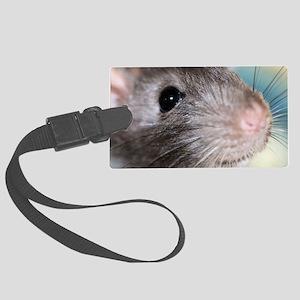 Rat Luggage Tag