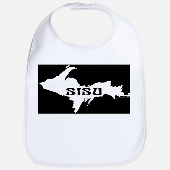 SISU - Michigan's Upper Penin Bib