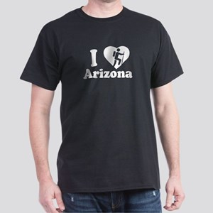 Love Hiking Arizona Dark T-Shirt