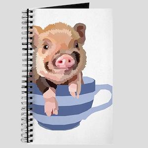 Teacup Pig Journal