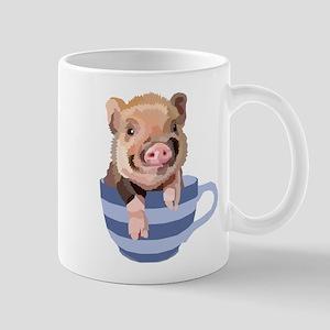Teacup Pig Mugs