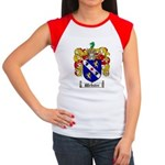 Webster Coat of Arms Women's Cap Sleeve T-Shirt