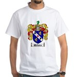 Webster Coat of Arms White T-Shirt