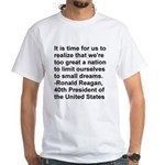 Reagan Quote T-Shirt