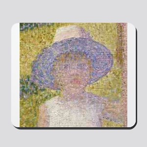 Cameron's Girl from La Grande Mousepad